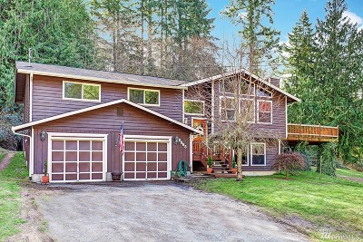 Langley Single Family Home Sold: 2968 Lakeview Wy