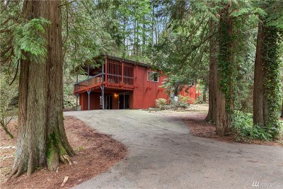 Woodinville Single Family Home For Sale: 15010 NE 146th Place