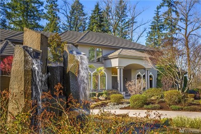 Woodinville Single Family Home For Sale: 12535 208th Place NE