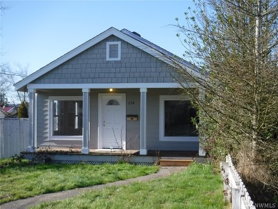 Chehalis Single Family Home For Sale: 154 SW 11th