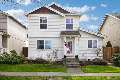 Lacey Single Family Home For Sale: 6517 Compton Blvd SE