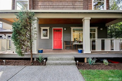 Kirkland Single Family Home For Sale: 17 21st Place
