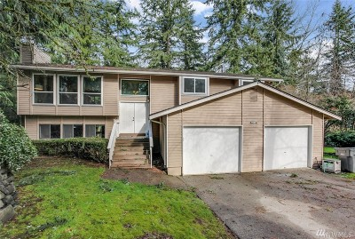 Federal Way Single Family Home For Sale: 32023 3rd Ave SW