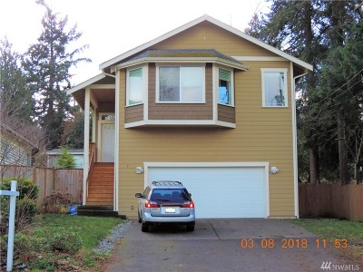 Burien Single Family Home For Sale: 7 SW 102nd St