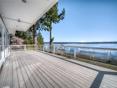 Gig Harbor Single Family Home For Sale: 10121 124th Avenue Kp N