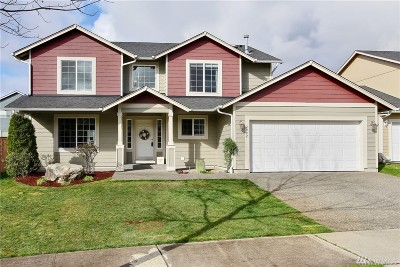 Lacey Single Family Home For Sale: 2922 Campus Prairie Lp NE