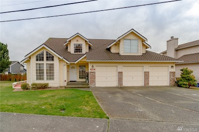 Tacoma Single Family Home For Sale: 4214 Browns Point Blvd NE