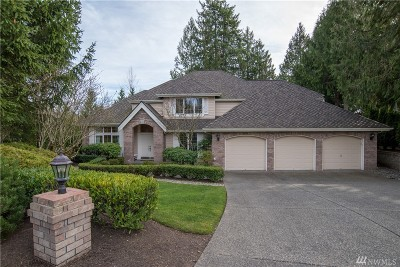 Sammamish Single Family Home For Sale: 20529 NE 34th Place