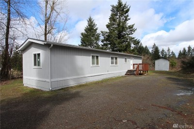 Rainier Single Family Home For Sale: 12620 118th Ave SE