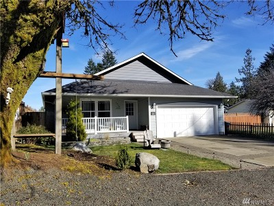 Shelton Single Family Home For Sale: 1410 Dickinson Ave