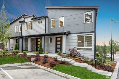 Bothell Single Family Home For Sale: 1325 Seattle Hill Rd #E2