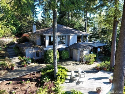 Port Ludlow Single Family Home For Sale: 1571 Thorndyke Rd