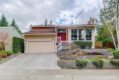 Renton Single Family Home For Sale: 17837 157th Ave SE