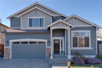 Kenmore Single Family Home For Sale: 5626 NE 198th Place