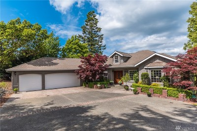 Oak Harbor Single Family Home For Sale: 4519 Sunday Dr