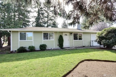 Kent Single Family Home For Sale: 13027 SE 204th Place