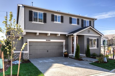 University Place Single Family Home For Sale: 4805 52nd Av Ct W #2035