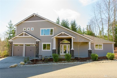 Gig Harbor Single Family Home For Sale: 3616 119th St Ct NW