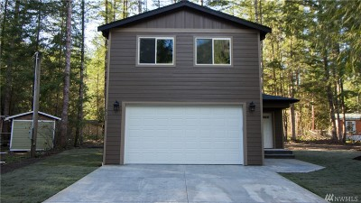 Maple Falls Single Family Home For Sale: 8125 Pony Express Wy