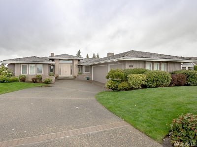 Bellevue Single Family Home For Sale: 5401 156th Ave SE