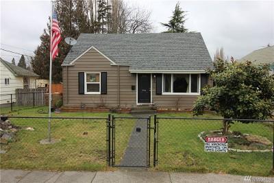 Tacoma WA Single Family Home For Sale: $249,999