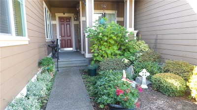 Lacey Single Family Home For Sale: 4317 Camano Ct NE