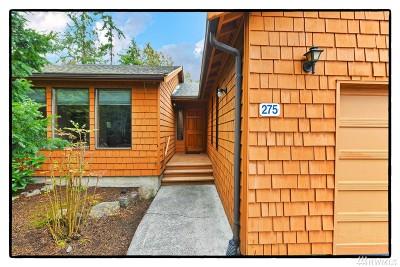 La Conner Single Family Home For Sale: 275 Cowlitz Place
