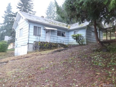 Chehalis Single Family Home For Sale: 115 Coal Creek Rd