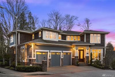 Redmond Single Family Home For Sale: 15349 106th Ct NE