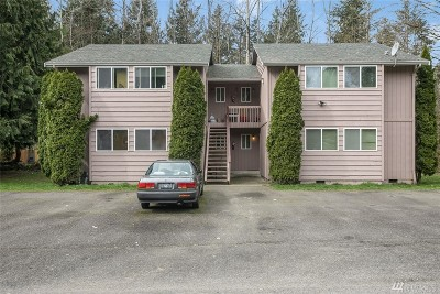 Lake Tapps Multi Family Home For Sale: 5804 186th Av Ct E