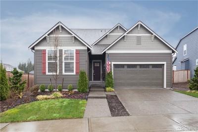 Bonney Lake Single Family Home For Sale: 19636 139th St E
