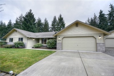 Rochester WA Single Family Home For Sale: $290,000