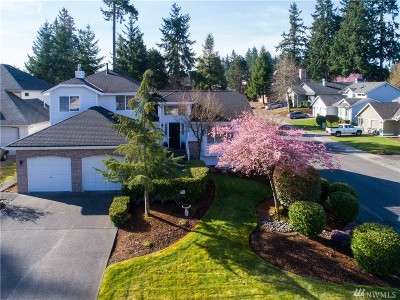 Federal Way Single Family Home For Sale: 1703 S 372nd Place