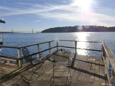 Tacoma Single Family Home For Sale: 36 N Salmon Beach