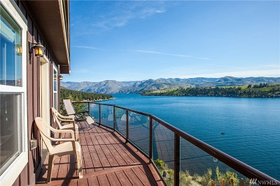 Chelan Single Family Home For Sale: 10514 S Lakeshore Rd