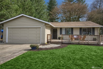 North Bend WA Single Family Home For Sale: $415,000