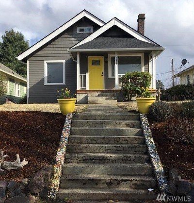 Tacoma Single Family Home For Sale: 6007 S Park Ave