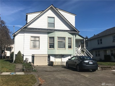 Mason County Multi Family Home Pending Inspection: 320 W Pine St