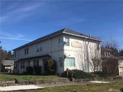 Mason County Multi Family Home Pending Inspection: 312 W Pine St