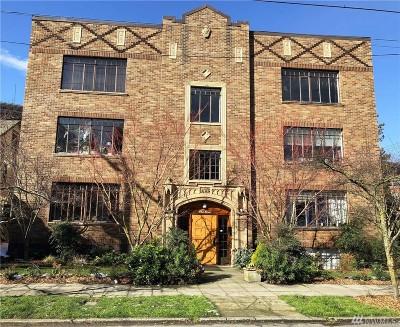 Condo/Townhouse Sold: 3121 Franklin Ave E #2