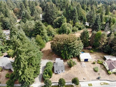 Tumwater Single Family Home For Sale: 6820 Littlerock Rd SW
