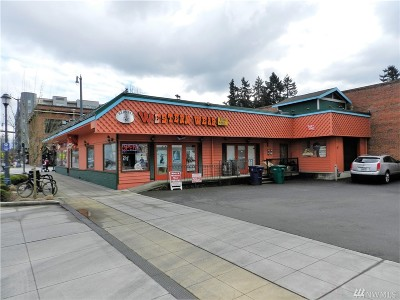 Redmond Commercial For Sale: 7829 Leary Way