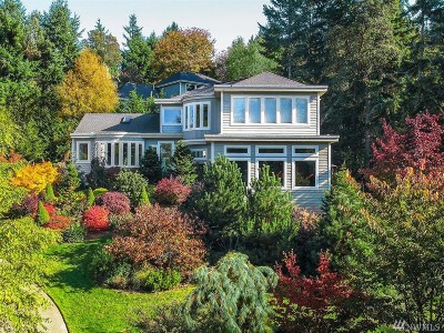 Gig Harbor Single Family Home For Sale: 11017 68th Ave NW