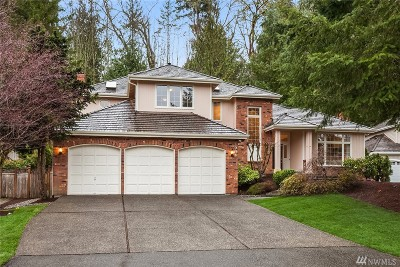 Sammamish Single Family Home For Sale: 1905 222nd Ave NE