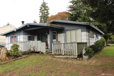 Seattle Single Family Home For Sale: 10742 8th Ave SW