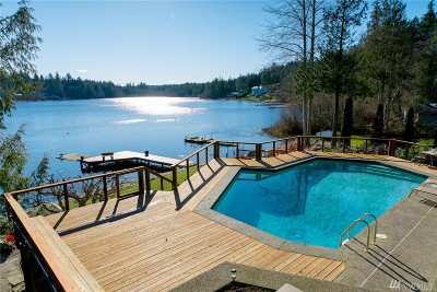 Gig Harbor Single Family Home For Sale: 2020 State Game Rd