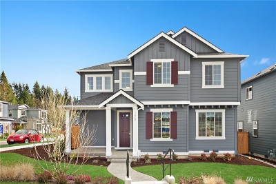 Gig Harbor Single Family Home For Sale: 3842 Apollo Wy #79