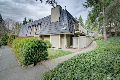 Kirkland Condo/Townhouse For Sale: 9904 NE 124th St NE #1007