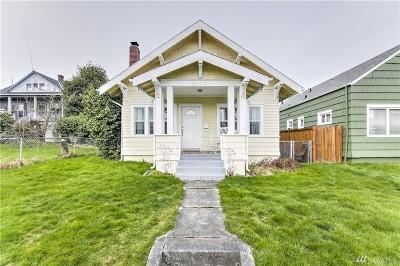 Tacoma WA Single Family Home For Sale: $262,450