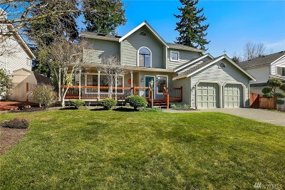 Bothell Single Family Home For Sale: 23723 3rd Place W